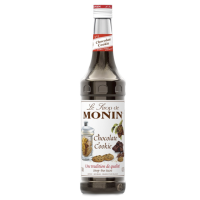 Sirop Monin – Chocolat Cookies