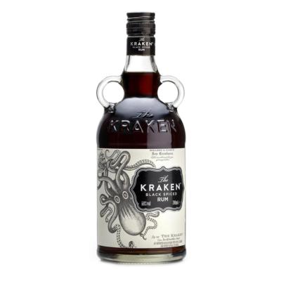 Kraken – Black Spiced Rum