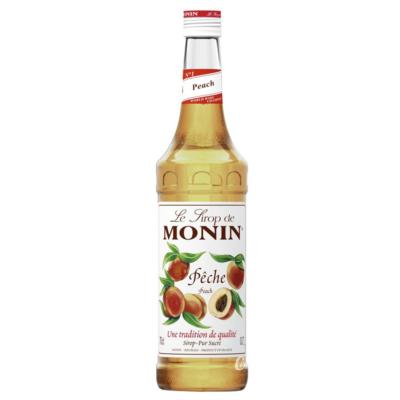 Sirop Monin – Thé Pêche