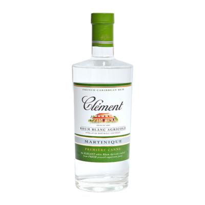 Clément 40° – Première Canne