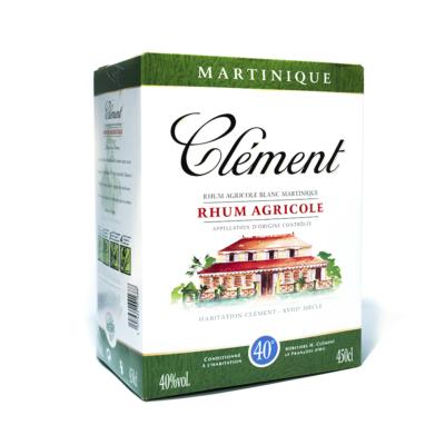 Clément 40°- BIB 4,5L