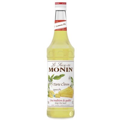Sirop Monin – Tarte Citron