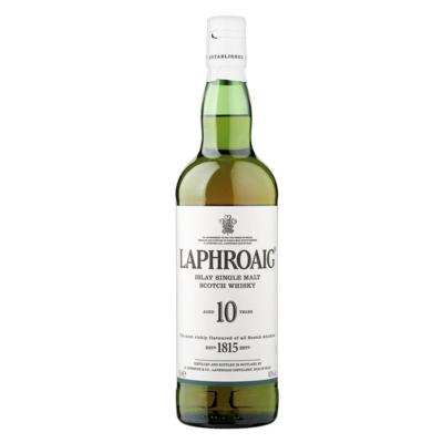 Laphroig –  10 ans