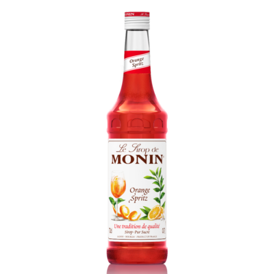 Sirop Monin – Orange Spritz