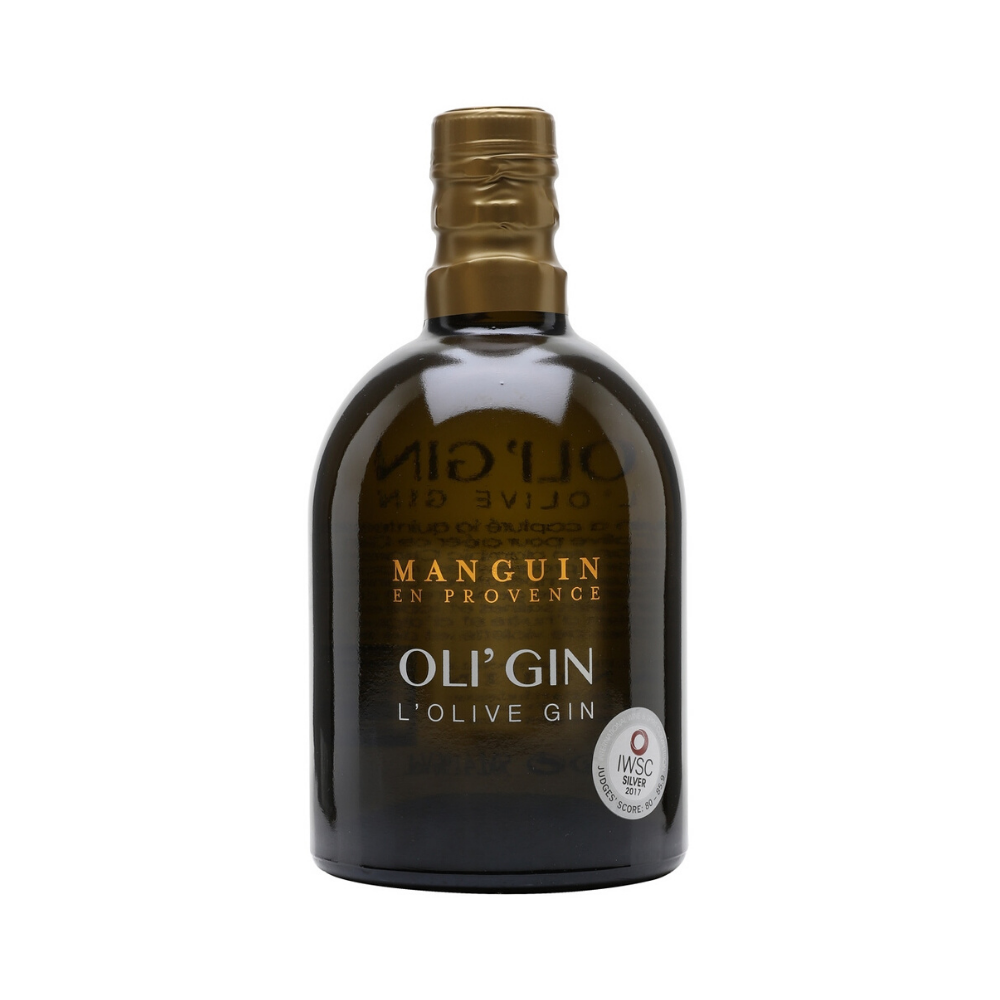 Manguin – Oli'Gin